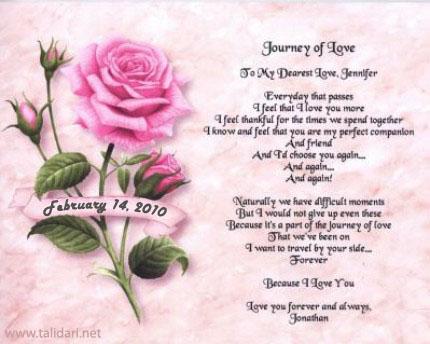 Wedding Anniversary Poems For Husband