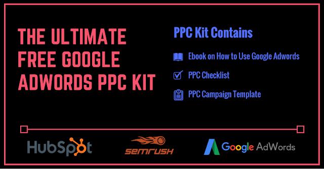 Free Google Adwords PPC Kit