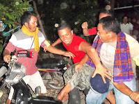 Pencuri Specialis Rumah Kosong Tertangkap Nyaris Dikeroyok Massa