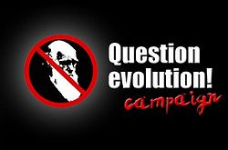 'Question Evolution Campaign' (Creation Ministries Int.)