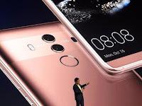 Terungkap, Sketsa Huawei Bakal Pasang Tiga Kamera!
