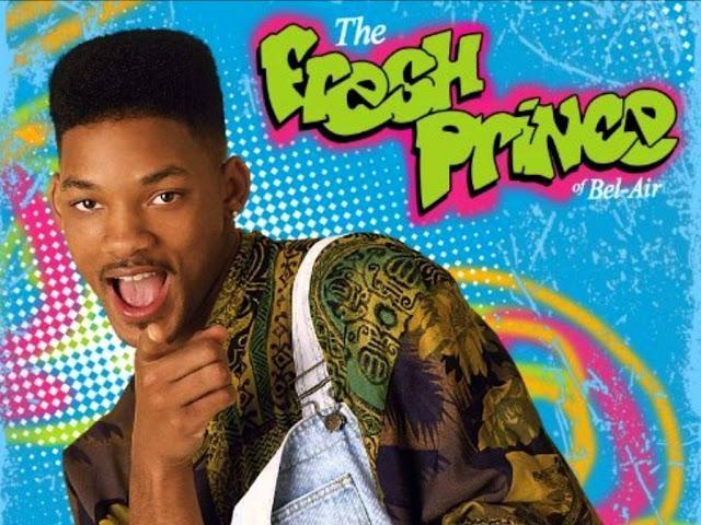 Principe Del Rap Will Smith Bel Air Series 90