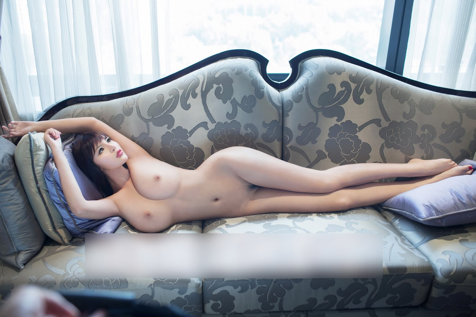 32 - Hot Girl Big TIts TUIGIRL NO.38 Asian Naked
