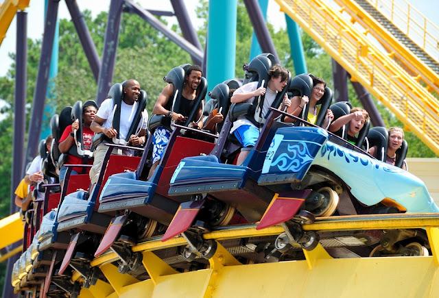 Image: Rollercoaster Fun, by Paul Brennan on Pixabay