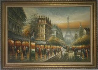 """""""Memoire A Paris"""", karya T. Preeton"""
