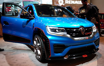 Renault Kwid Climber photo gallery