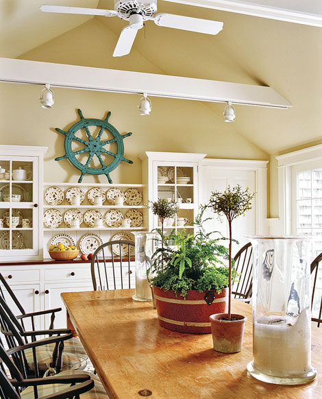 New Home Designs Latest October 2011: New Home Interior Design: Take Me To Nantucket