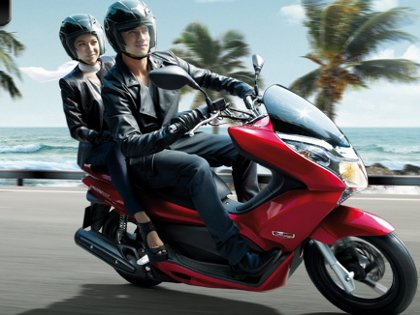 Honda PCX 150 is present in Thailand   Automotive Design Share