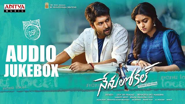 Nenu Local Telugu Movie Full Songs Jukebox Nani, Keerthi Suresh Devi Sri Prasad