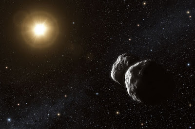 Sonda New Horizons verso mondo più lontano Sistema Solare