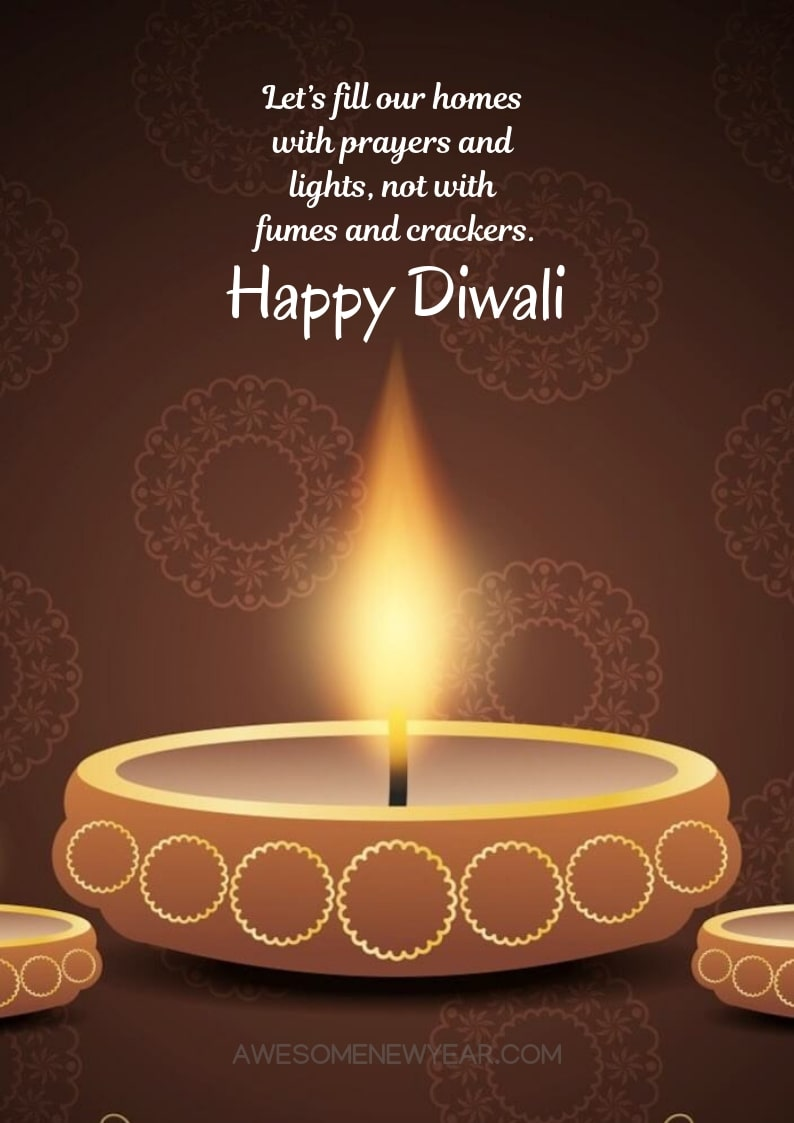 Happy Diwali Wishes Messages in English For Whatsapp