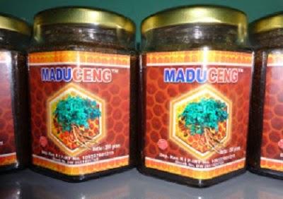 jual madu ceng asli di surabaya herbal online surabaya