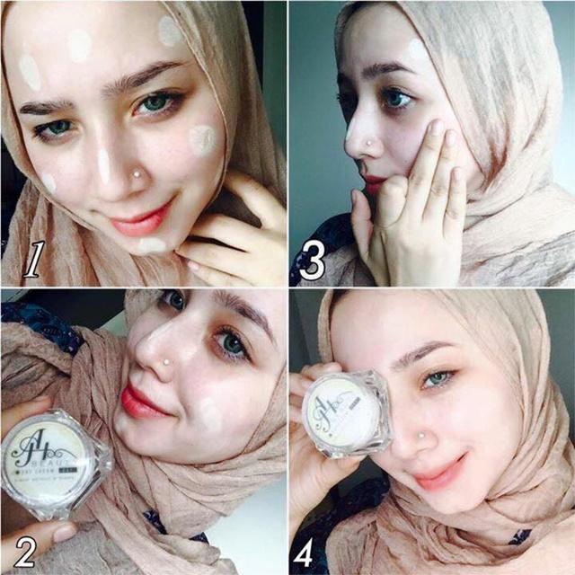Cara penggunaan Ah Beauty