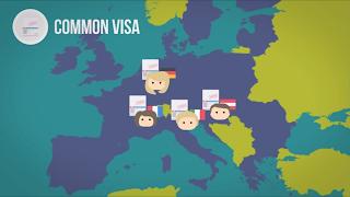 Penjelasan Fungsi Common Visa Yang Diterapkan Di Uni Eropa