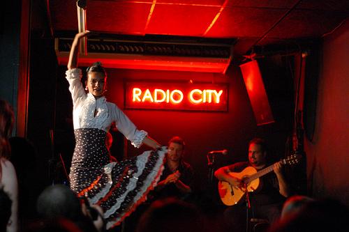Radio City em Valencia