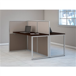 Bush Easy Office 2 Person Cubicle