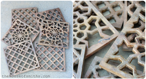 DIY Decorative Tile Wall Art