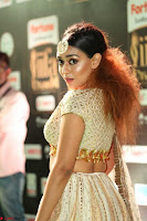 Apoorva Spicy Pics in Cream Deep Neck Choli Ghagra WOW at IIFA Utsavam Awards 2017 105.JPG