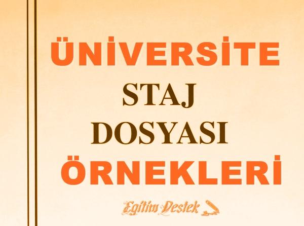 üniversite-staj-dosyasi