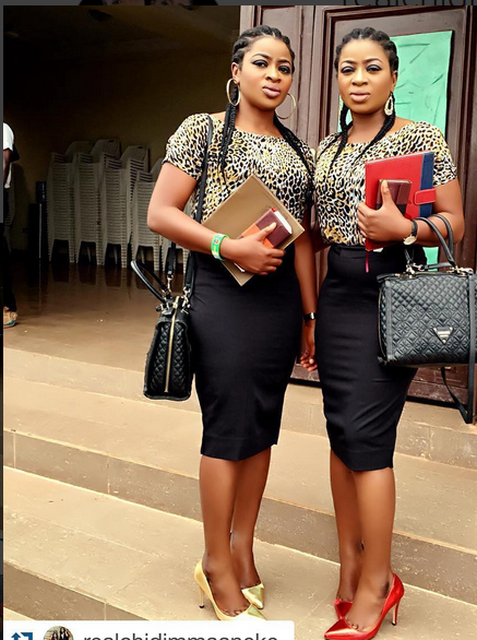 Aneke Twins Celebrate Young Arianna On Her Bithday In Absence Of Her Mother