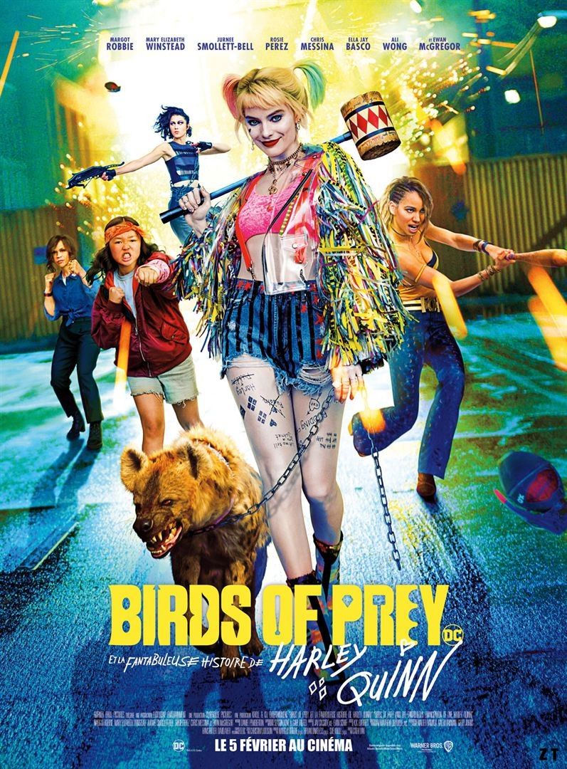 Birds of Prey [HDRip] [Streaming] [Telecharger]