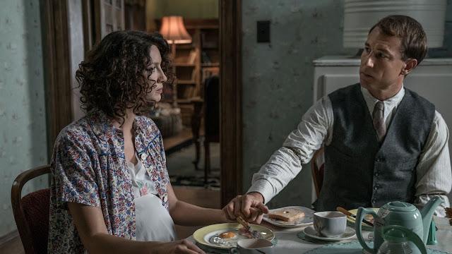 Claire y Frank, 3x01 de 'Outlander'