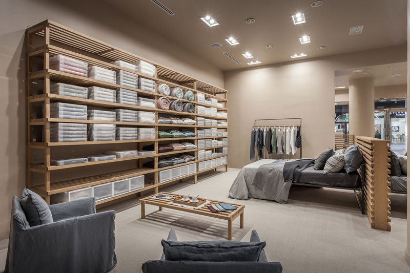 flagship store Society Limonta a Miami