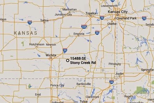 wichita_ks_earthquake_epicenter_map