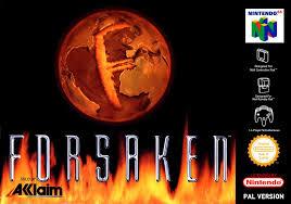 Roms de Nintendo 64 Forsaken (Español) ESPAÑOL descarga directa