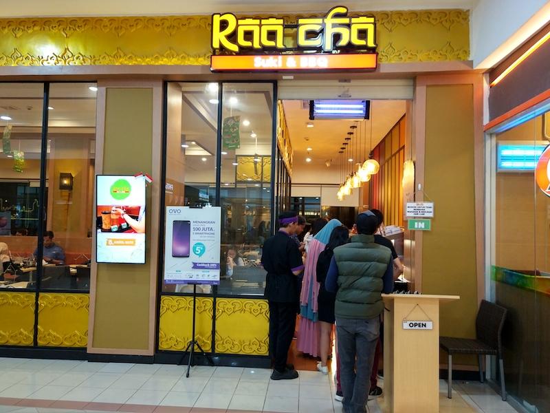 Nikmatnya Suki & BBQ Raa Cha di Plaza Ambarrukmo Jogja