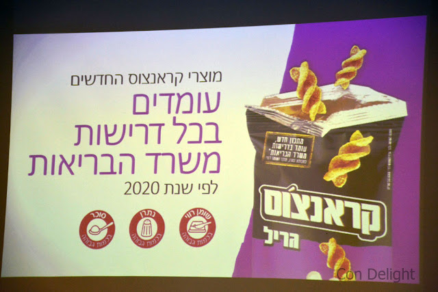 קראנצ'וס תקן 2020 kranchos complies with 2020 rules