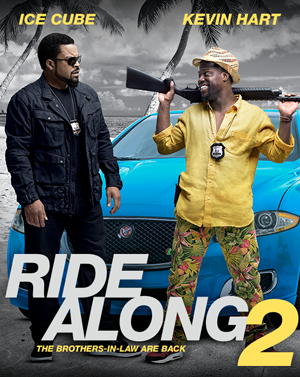 Ride Along 2 2016 poster