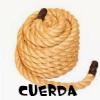 MANUALIDADES RECICLADAS CON CUERDA