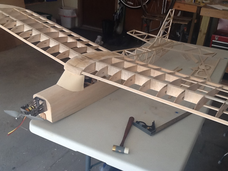 Iowa Freemasonry Model Airplane Update
