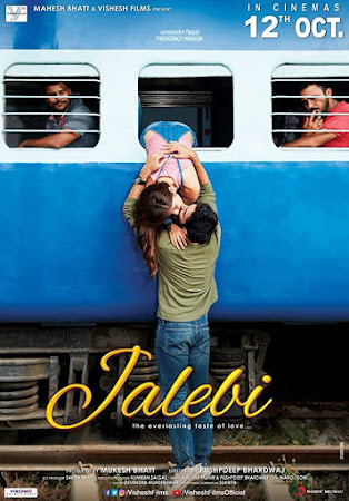 Poster Of Hindi Movie Jalebi 2018 Full HD Movie Free Download 720P Watch Online