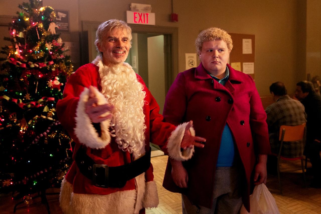 Interesting idea bad santa 2 handjob scene