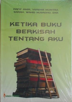 Ketika Buku Berkisah Tentang Aku