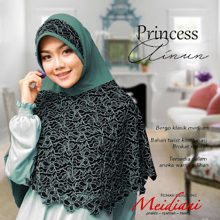 Jilbab Medium PRINCESS AINUN