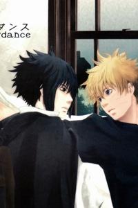 Naruto Doujinshi - Slow dance