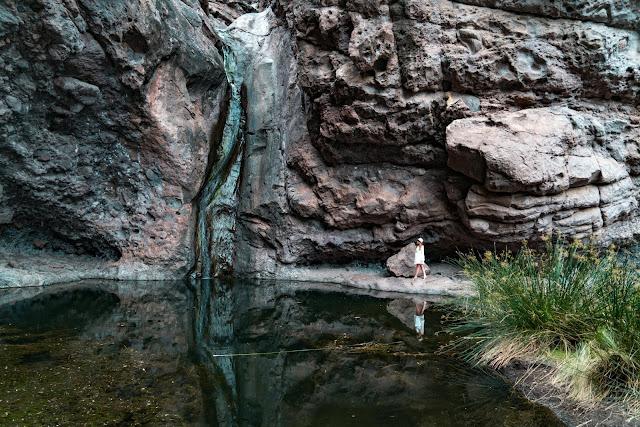 Die Top 30 Fotospots auf Gran Canaria  Strand, Natur und Sehenswürdigkeiten Gran-Canaria  Die besten Spots Gran Canaria - Charco Azul