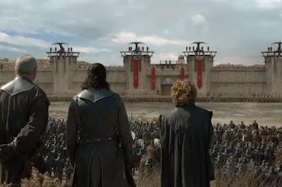 كل شيء يجب معرفته قبل الحلقة 5 من مسلسل Game of Thrones والمعركة في King's Landing