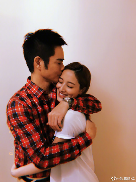 Kevin Cheng to be a dad