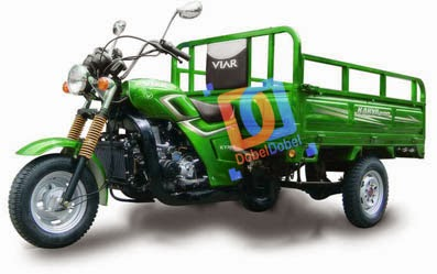 Harga Motor Viar Roda Tiga
