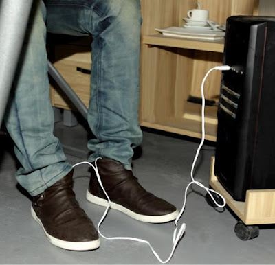 Foot Warmer USB Heated Insoles