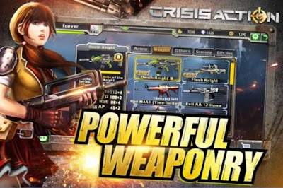 Crisis Action Esports FPS APK MOD