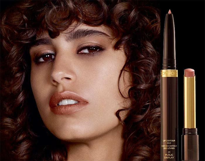 Tom Ford Fall 2016 Makeup Collection