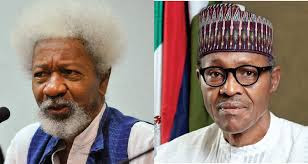 We Know Where Your Dictatorship Plans Will End - Soyinka Slams Buhari