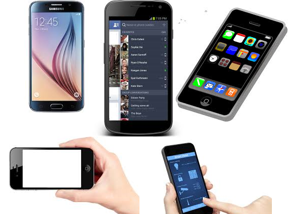 Gambar  contoh Smartphone