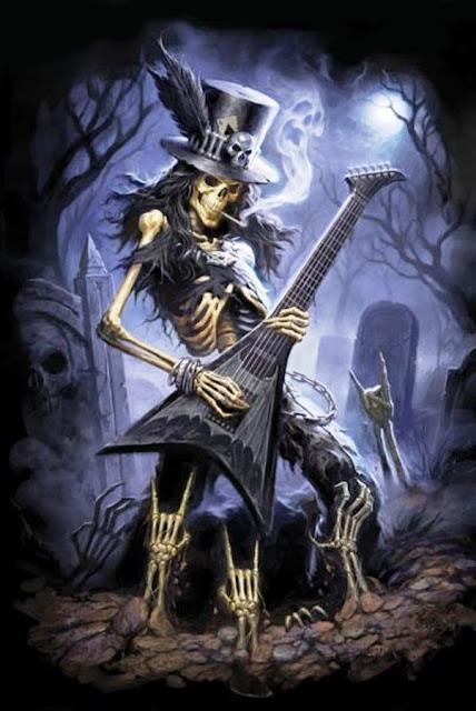 Gothic Steampunk Alternative Subculture Styles Skeleton