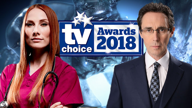 Holby City nominated for TV Choice Awards